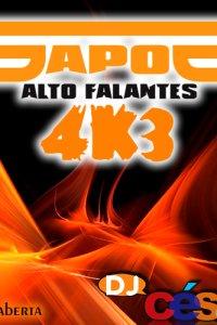 Alto Falantes Sapos 4k3