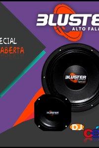 Bluster Alto Falantes - Especial Mala Aberta