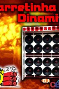 Carretinha Dinamite - Sapos Alto Falantes