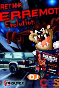 Carretinha Terremoto Evolution