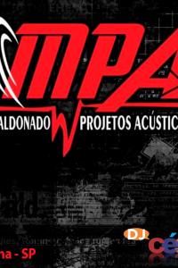 Equipe Maldonado Projetos Acusticos - DJ Cesar