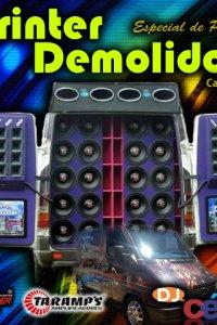 Sprinter Demolidora Especial de Pancada- DJ César