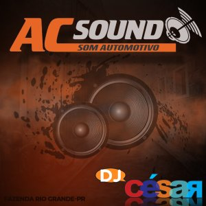 AC Sound - Som Automotivo