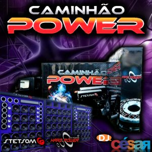 Caminhão Power - Volume 01