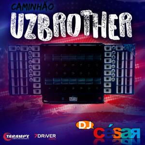 Caminhão UZBrother - (MALA ABERTA)