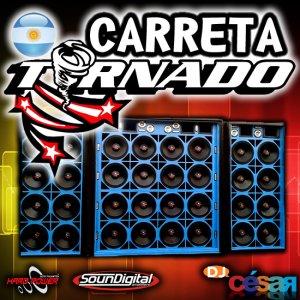 Carreta Tornado Especial na Balada