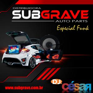 Distribuidora SubGrave - Especial Funk