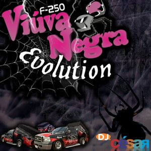 F250 Viúva Negra Evolution