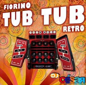 Fiorino Tub Tub - Retrô