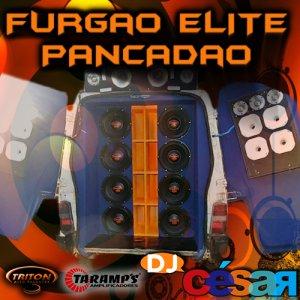 Furgão Elite Pancadão - DJ César