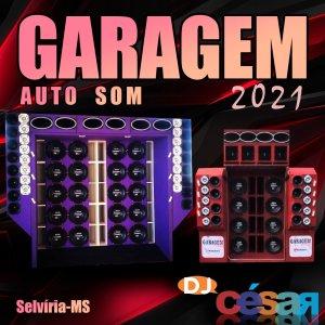 Garagem Auto Som -  2021