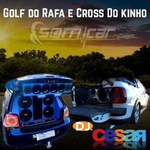 Golf do Rafa e Cross do Kinho