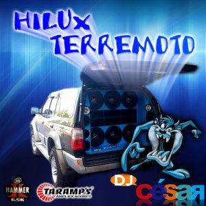Hilux Terremoto - 2015