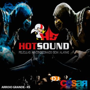 Hot Sound - Arroio Grande RS