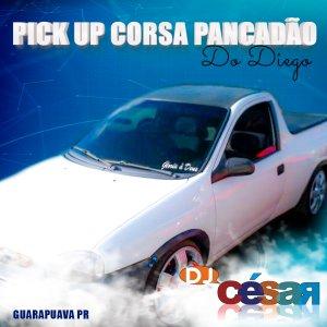 Pick Up Corsa Pancadao do Diego