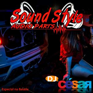 Sound Style Audio Parts - Especial na Balada