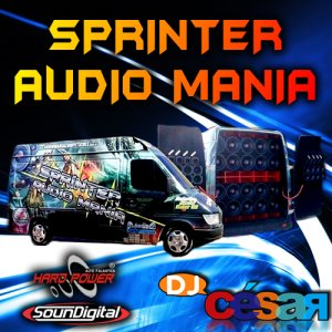 Sprinter Audio Mania - Mala Aberta
