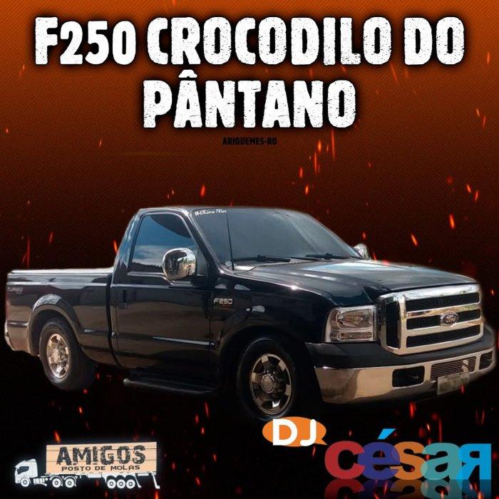 F250 Crocodilo do Pantano - Ariquemes RO
