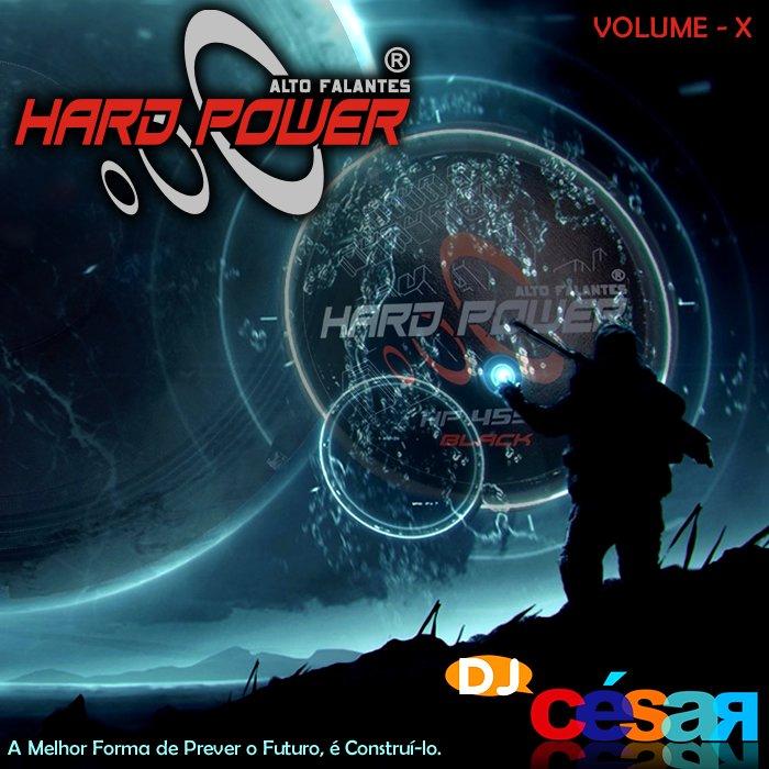 Hard Power Alto Falantes - Volume X