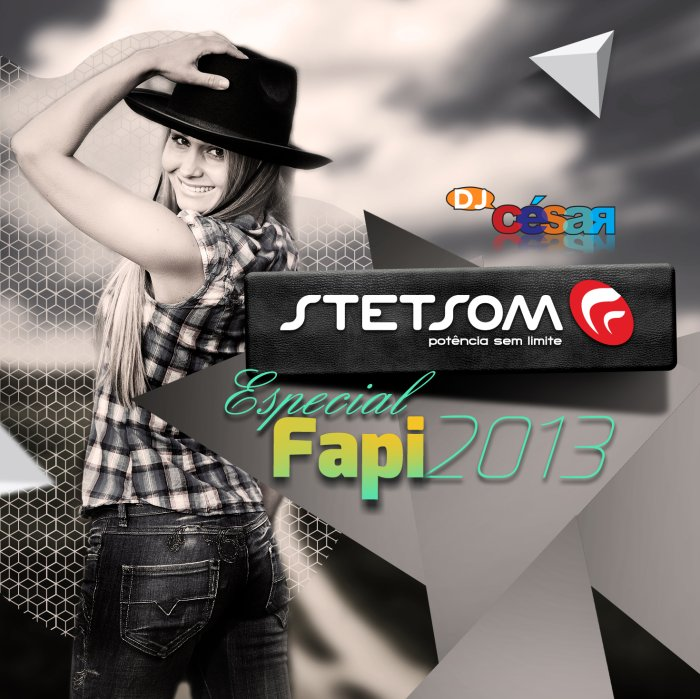 Stetsom As 15 + Fapi 2013