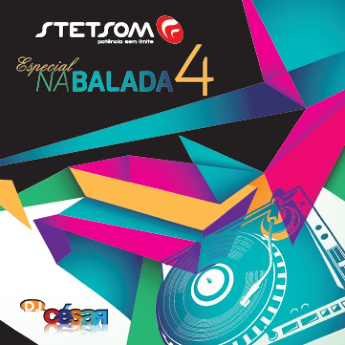 Stetsom Especial na Balada - Volume 04